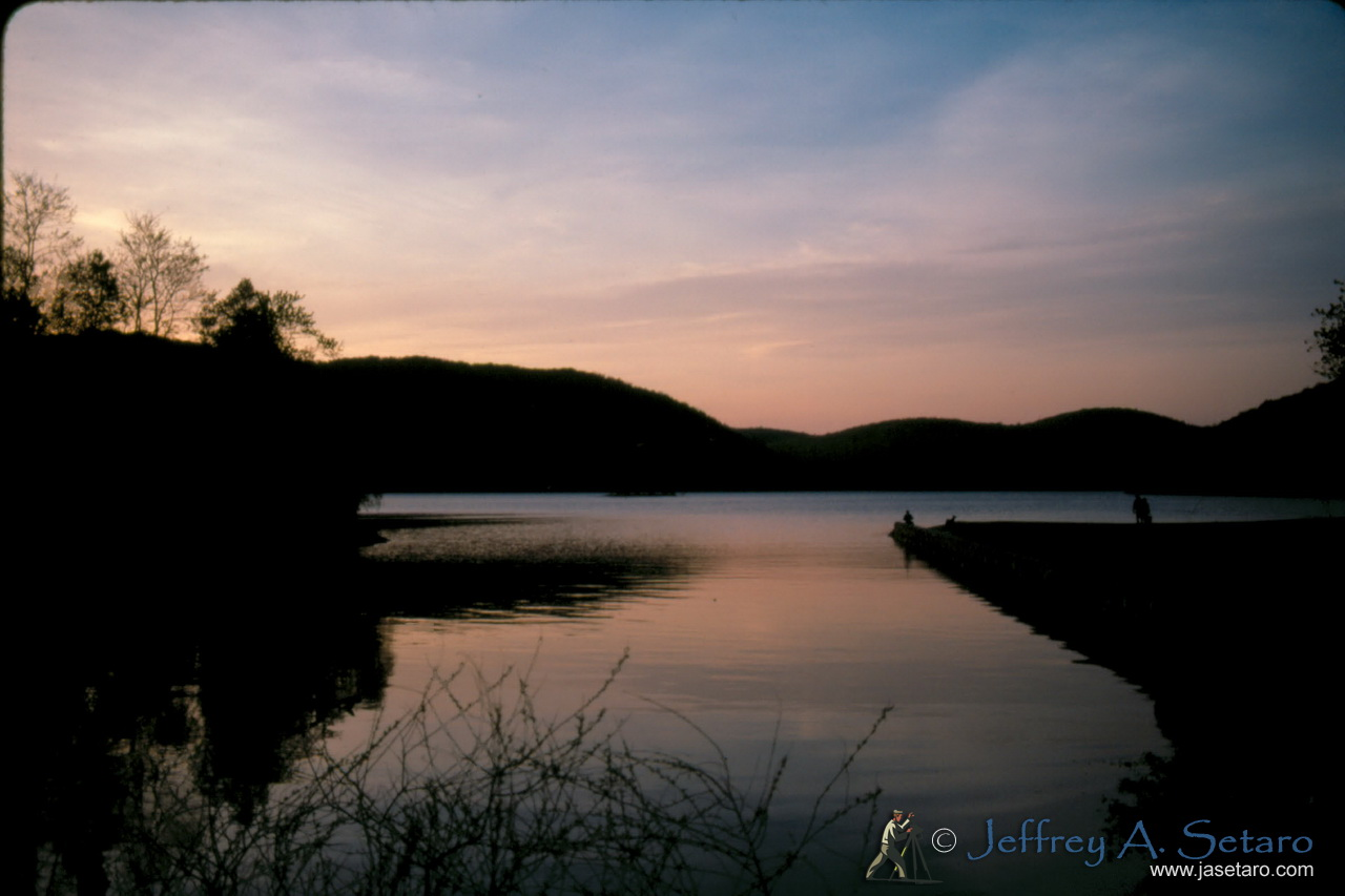 Sunset at Candlewood